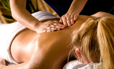 $29 for 1 One-Hour Relaxation Massage from an OolaMoola Preferred Provider (Up to $90 Value)