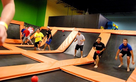 All-Access Indoor-Family-Fun-Center Outing for Two or Four at Adrenaline City (Up to 59% Off)