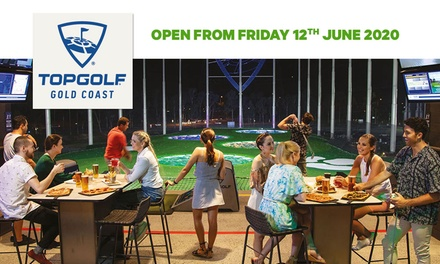 2-Hour Golf Experience for up to 6 Players: Weekday ($79) or Sunday ($119) at Topgolf Gold Coast (Up to $210 Value)