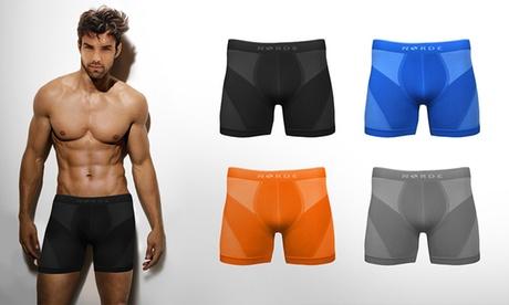 Hasta 6 packs de 2 boxers Powertech
