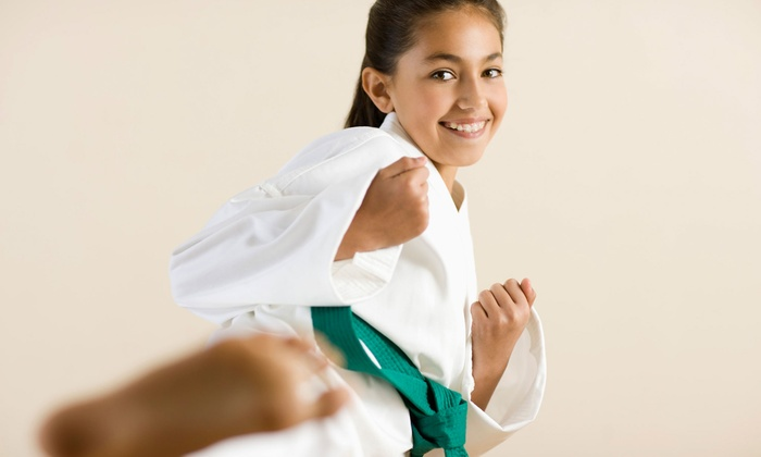 Tiger-Rock Martial Arts International - Multiple Locations: One Month of Unlimited Tae Kwon Do Classes for One or Two at Tiger-Rock Martial Arts International (Up to 80% Off)