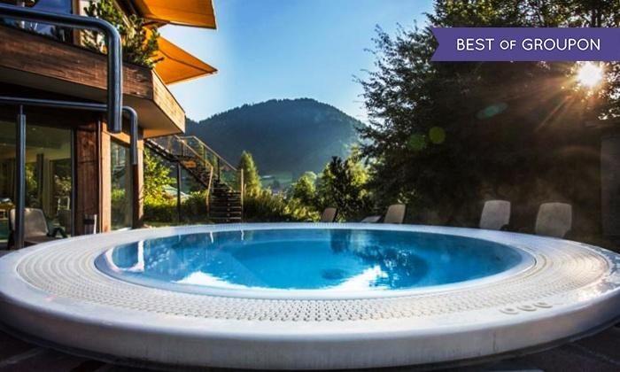 Alpenhotel Oberstdorf - Alpenhotel Oberstdorf: Allgäu: 3 Tage für Zwei mit HP, Champagner und AlpVita SPA im 4* Alpenhotel Oberstdorf