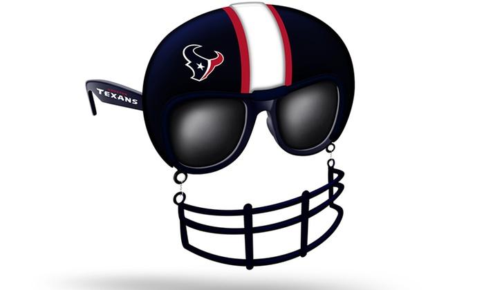 f7826047 NFL Novelty Sunglasses   Groupon Goods