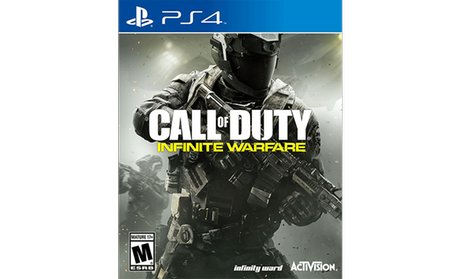Call of Duty: Infinite Warfare Standard Edition for PlayStation 4
