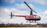 Helicopter Flying Lesson for One or Two or a Private Lesson for Three with Flying Pig Helicopters (Up to 53% Off)