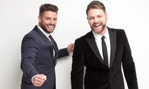 Boyzlife Tour: Johannesburg: Single Ticket to Boyzlife Tour from R499