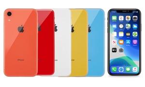 Apple iPhone 8/8 Plus/X/XR/XS/XS Max (Scratch & Dent)