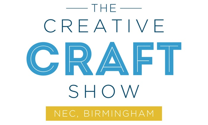 ICHF Ltd - NEC: Sewing for Pleasure, Fashion & Embroidery and The Creative Craft Show, 15 - 18 March at The NEC (Up to 50% Off)