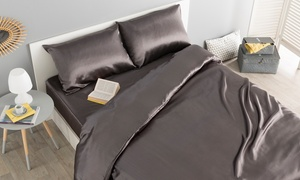 Pack linge de lit satin