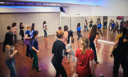 One Session of Six Dance Classes for One or Two at Latin Groove (Up to 72% Off)