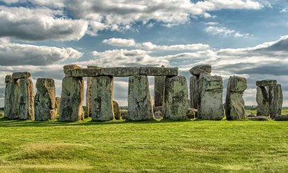 image for Adult or Child Ticket for Choice of British Tour with Anderson Tours (Up to 41% Off*)
