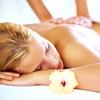 Ganzkörper-Massage mit Aromaöl