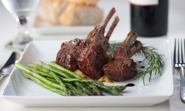 Clement Street Bar & Grill - San Francisco: $39 for $50 Worth of Hearty American Cuisine and Drinks for Two or More at Clement Street Bar & Grill
