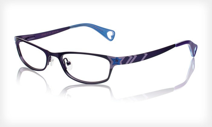 Starlight Frames: $39 for Starlight Optical Frames by Betsey Johnson ($195 List Price)