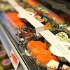 Sushi box da asporto fino a 102 pezzi