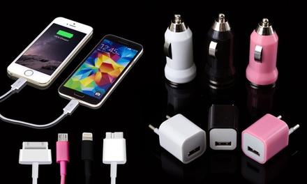 Pack 3 en 1 para Samsung o iPhone disponible en varios colores y modelos desde 2,99 € (hasta 85% de descuento)