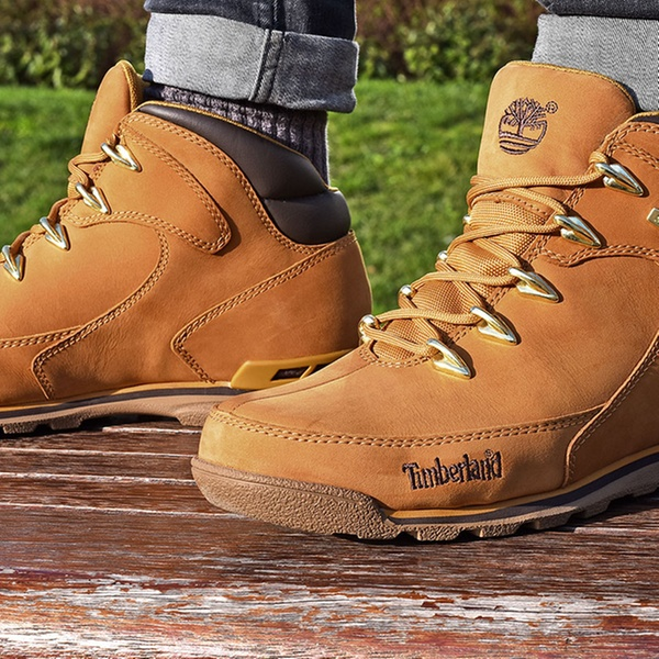 a8cc37b0dbb Timberland Euro Rock Men's Hiker Boots for £65.99 With Free Delivery (45%  Off)