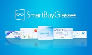 SmartBuyGlasses: $40 Spend on any Contact Lenses at SmartBuyGlasses