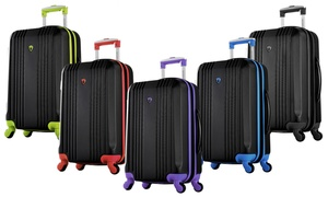 """Olympia USA Apache 21"""" Hardcase Spinner Carry-On Luggage"""