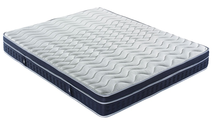 matelas m moire de forme ocean sampur groupon. Black Bedroom Furniture Sets. Home Design Ideas