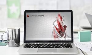 Autocad 2D e 3d - Lezione online: Videocorso e attestato online di AutoCAD 2D e 3D e attestato (sconto fino a 93%)