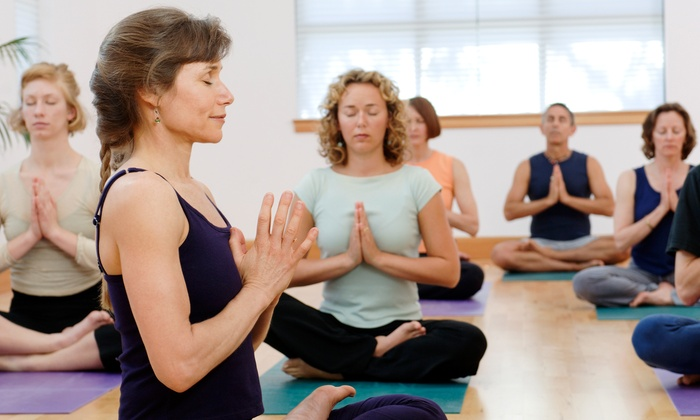 Bikram Yoga Forest Hill - Humewood - Cedarvale: 10 Yoga Classes or One Month of Unlimited Yoga Classes at Bikram Yoga Forest Hill (Up to 82% Off)