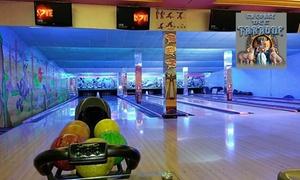 La Corte Del Faraone: Una o 2 partite di bowling con hamburger e bibita fino a 8 persone presso La Corte del Faraone (sconto fino a 60%)