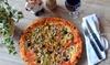 Pizza of pasta naar keuze