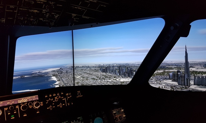 A320 Flying Simulator Experience - PPS Consultancy   Groupon