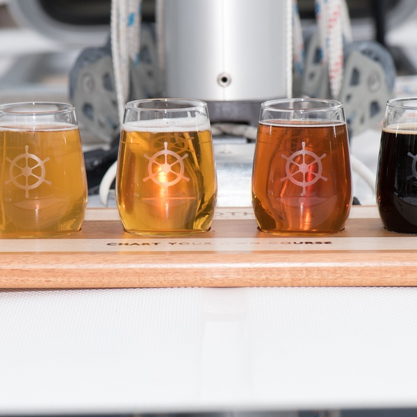 METAL MONKEY BREWING STICKER craft beer brewery