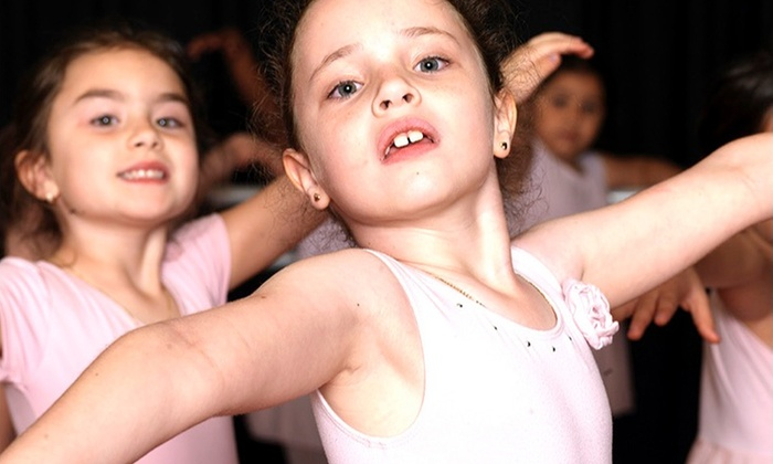 DANZART-ECOLE - Multiple Locations: $38 for $140 Worth of Services — DANZART-ECOLE