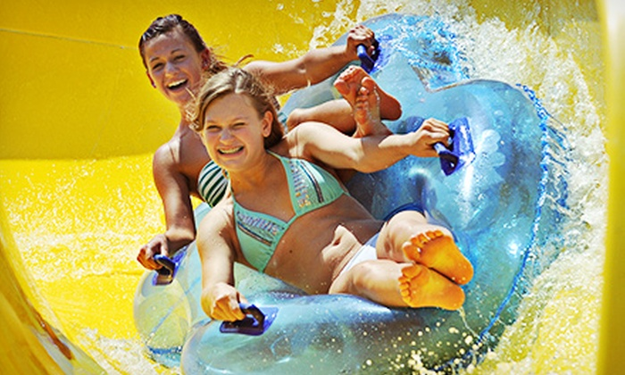 Otter Cove - St. Charles: $13 for Water-Park Admission for Two at Otter Cove (Up to $26 Value)
