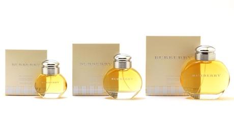 Burberry Classic Eau de Parfum Spray For Women (1, 1.7, or 3.3 Fl. Oz.)