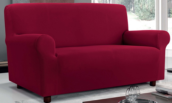 Funda para sill n o sof groupon goods for Sofas extensibles baratos