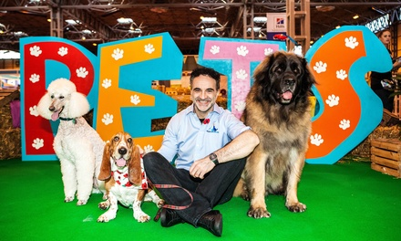 National Pet Show: Child, Adult or Family of Four Ticket, 4 - 5 November, The NEC (Up to 25% Off)