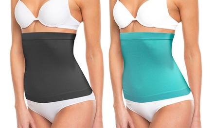 1 ou 2 ceintures amincissantes avec actifs cosmétiques Cryosvelt