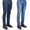 Islandia Men's Slim-Fit Straight Jeans