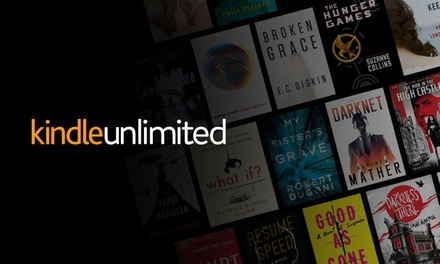 Free 60-Day Kindle Unlimited Membership ($19.98 Value)