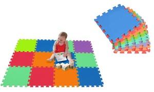 Tapis puzzle enfants