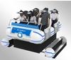 Une session de réalité virtuelle