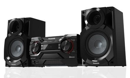 Sistema Mini SC-AKX200E-K Panasonic da 400 W