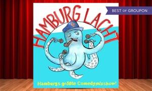 """Kloenschnack Entertainment: 1 oder 2 Tickets für """"Hamburg lacht!"""" am Mittwoch, den 22.11.2017 um 20 Uhr (bis zu 40% sparen)"""