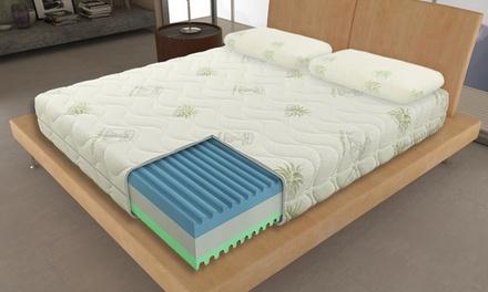 materasso perth original con 11 cm di memory foam e fibra di ... - Materassi Con Fibra Di Carbonio