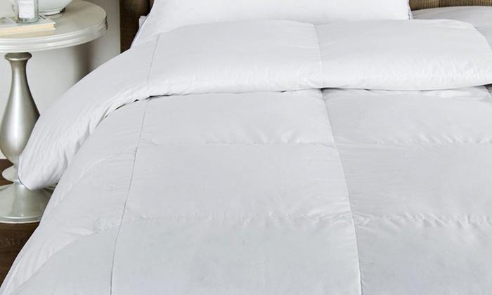official photos 82034 08f06 Fino a 64% su Piumini da letto in microfibra | Groupon