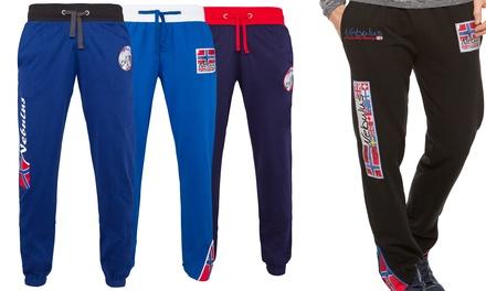 Pantalones deportivos Spider o Logan de hombre por 22,99 € (hasta 74% de descuento)