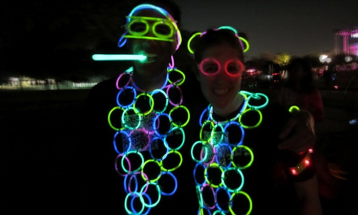 The Rave Run - South Dallas: $20 for a 5K Race Entry to The Rave Run on November 10 ($40 Value)