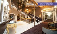 Chester: 1 Night for Two with Breakfast and a Voucher for Drinks at 4* Hallmark Hotel Chester, The Queen