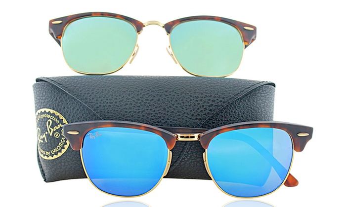 ray ban unisex sunglasses  ray ban clubmaster unisex sunglasses
