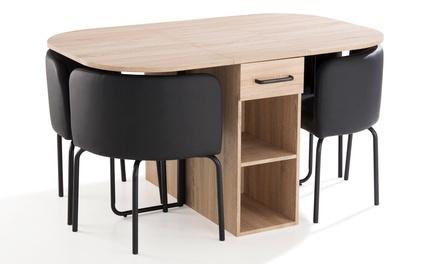 Ensemble de table et chaises