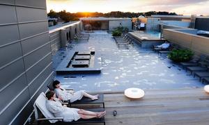 Aquadroom: VIP Sauna- Inkom met glaasje cava voor 2 personen